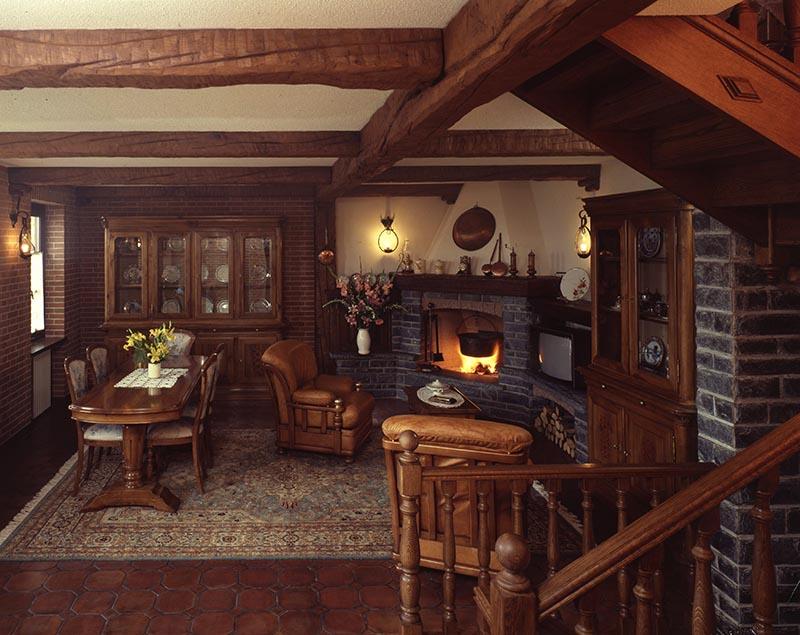 Il salotto fonte del rustico for Salotto rustico