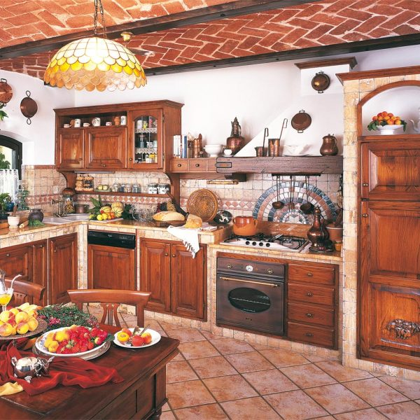 cucine rustiche