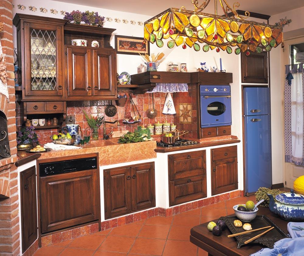 Cucine Rustiche in Muratura - Fonte del Rustico