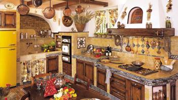 Fonte del Rustico - Cucine d\'Eccellenza Italiana